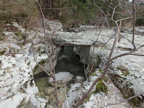 Les gorges de Thurignin