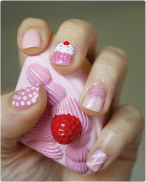 ♥ The Sunday Nail Battle : Ice & Candy ♥