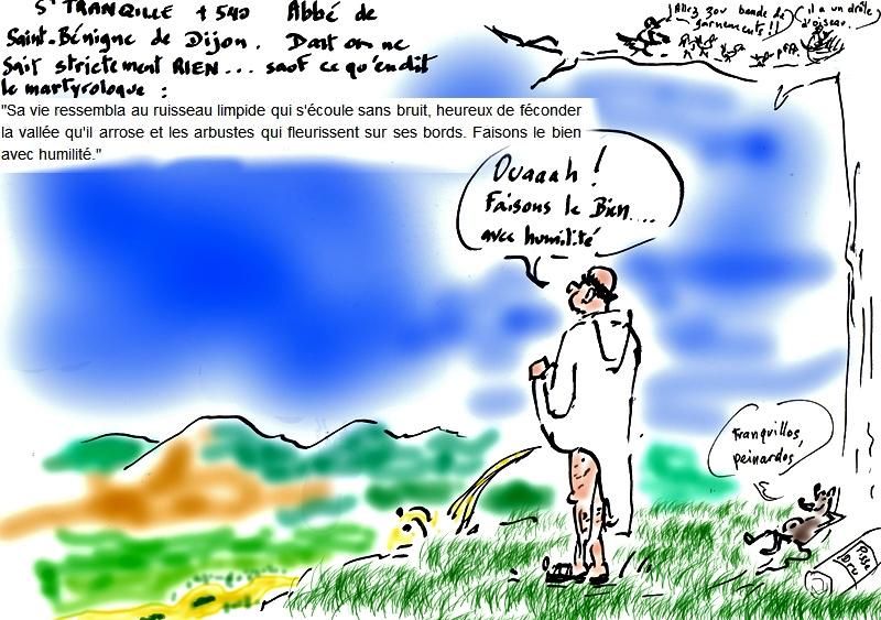 petit saint/Dijon