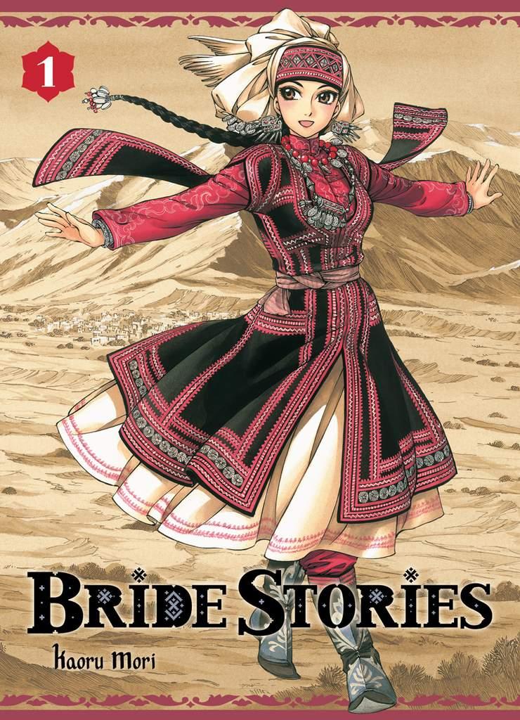 Bride Stories T.01