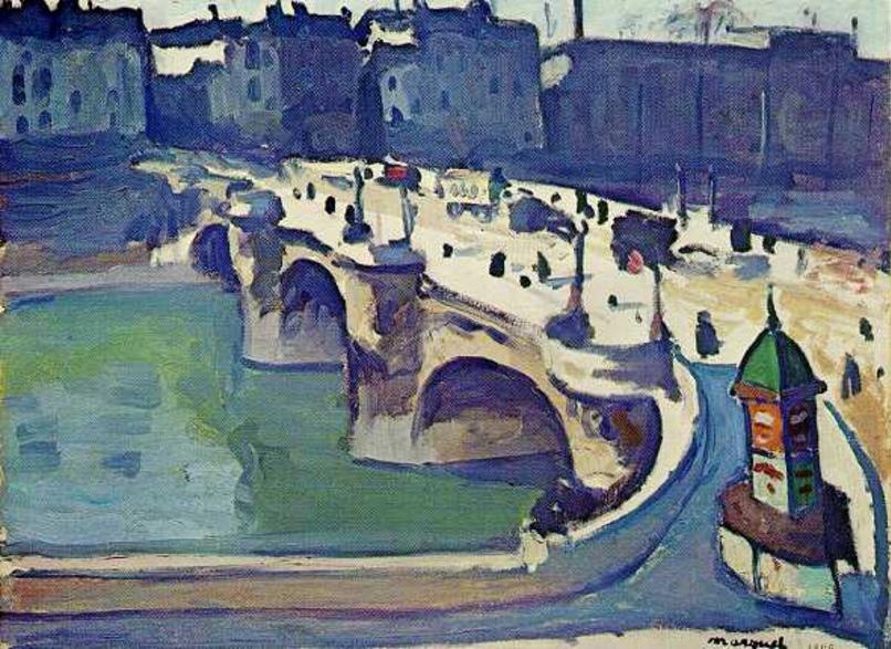 """""""Le Pont-Neuf"""""""