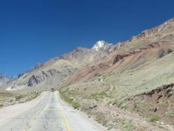 De la route des Andes à Valparaiso, tout un poème...