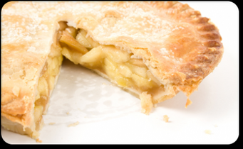 Apple pie vanille-cannelle,