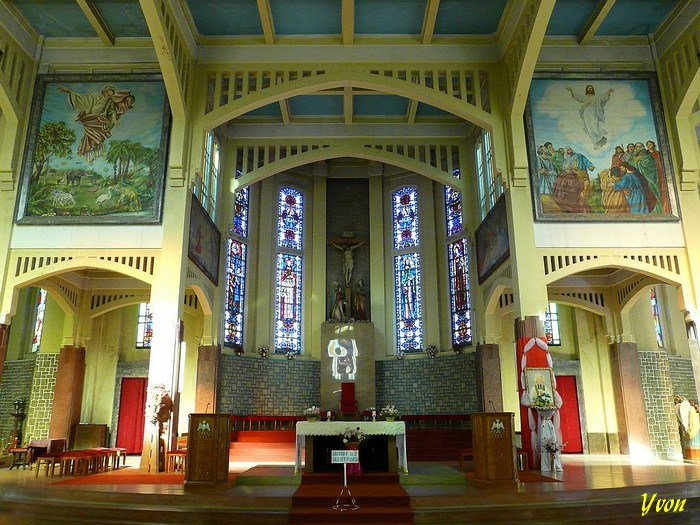 Inde, Cathedrale St Mary de Shillong-2