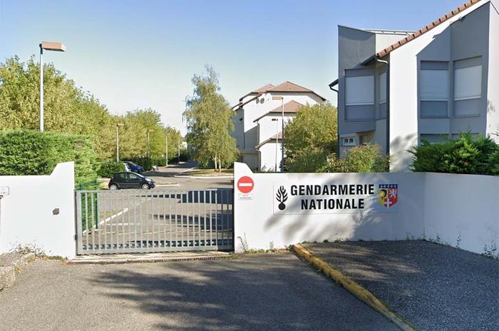Isère : La caserne de gendarmerie de Bourgoin-Jallieu cambriolée en pleine nuit