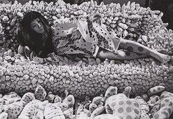 Yayoi Kusama, scultpures molles