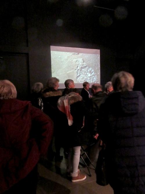 Le Zonta Club local a fait découvrir le Musée du Pays Châtillonnais à des personnes qui ne l'avaient jamais visité