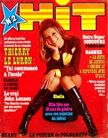 COVERS 1972 :34 Unes !
