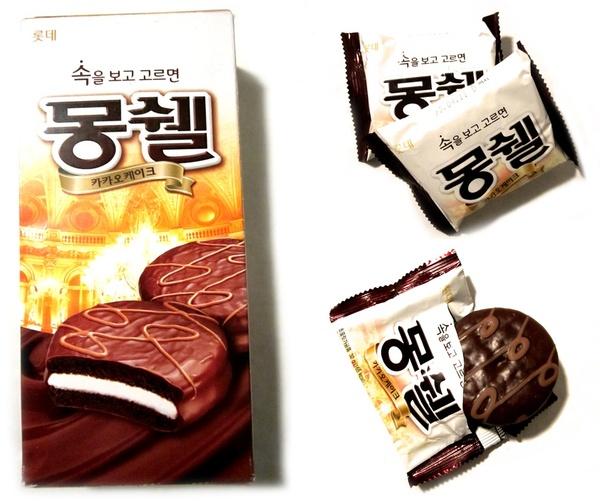 몽쉘 - 카카오 케이크 [Mongswell - Cacao Cake]