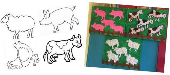 Projet animaux en maternelle