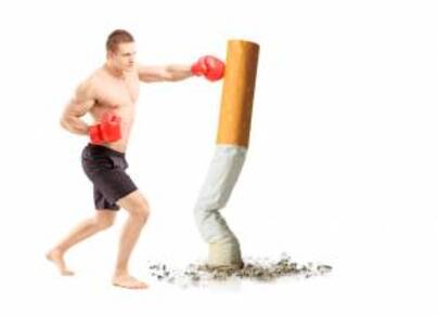 Tabac et sport: ne fumez ni avant ni après !