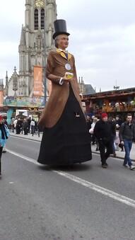 * Des géants à Tourcoing