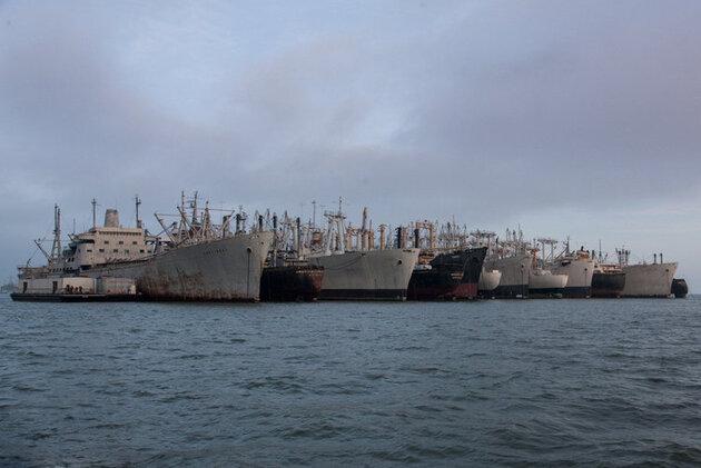 Des navires disponibles en cas de conflit