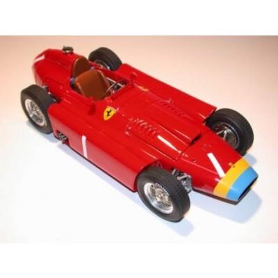 Mercedes W196R de Fangio