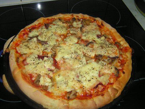 """Pizza façon """"hut"""""""