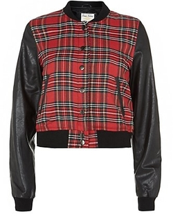 Tweed-shopping: le tartan chez New Look