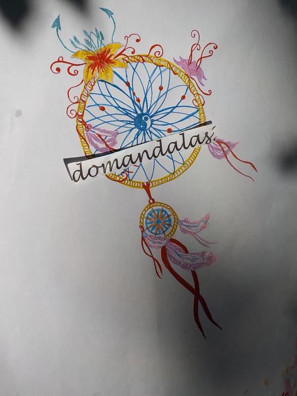DOMANDALAS  attrape-rêves 2