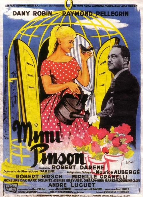 Le grand almanach de la France : Mimi Pinson