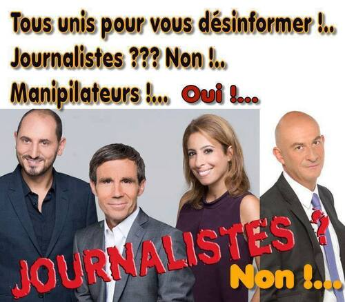 Entre NDDL, la SeNeCeFe et les médias c'est la fournaise médiatique pour Macron.