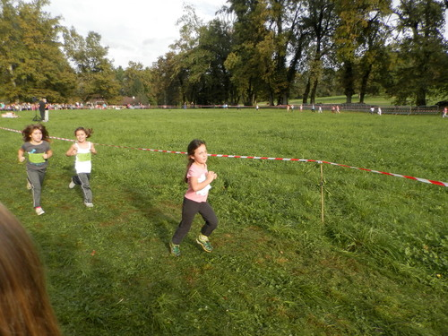 Courseton et cross du 8 octobre 2014
