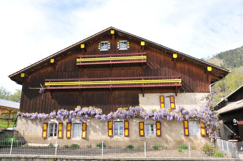 Maison près de Mieussy