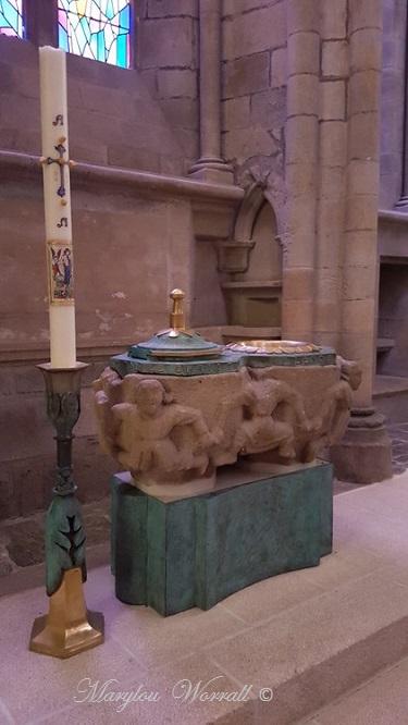 Bretagne : Saint-Malo, Cathédrale 3/3