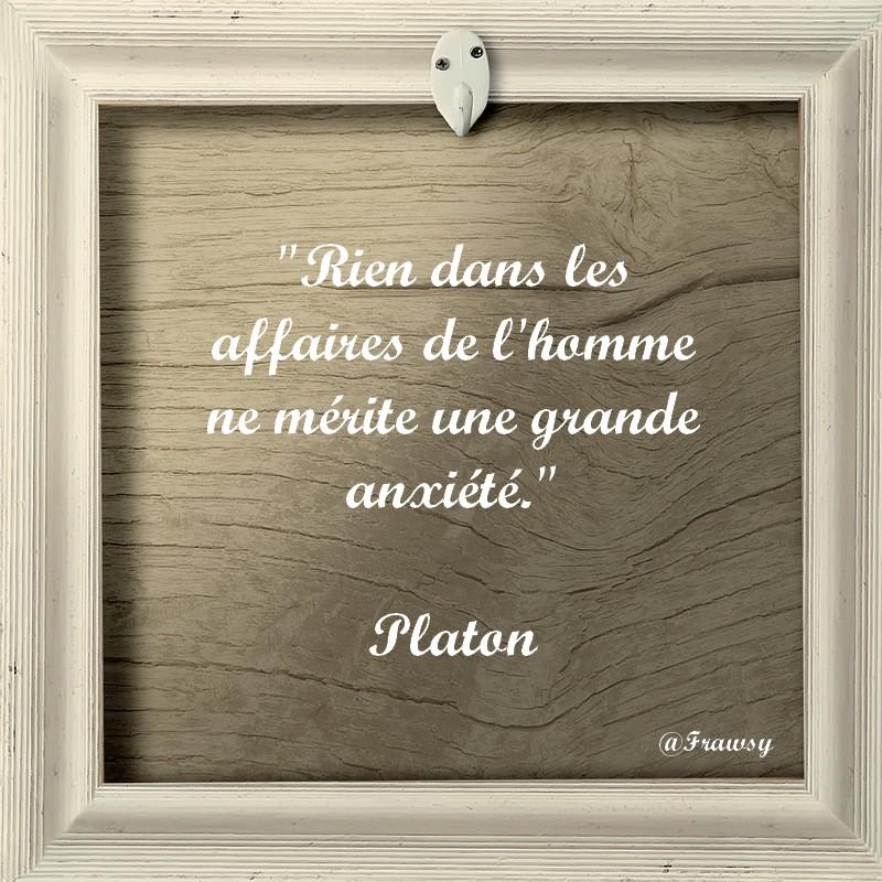 Citation De Platon Frawsy