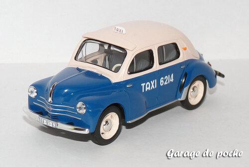 "Renault 4cv ""Taxi de Saïgon"" 1952"