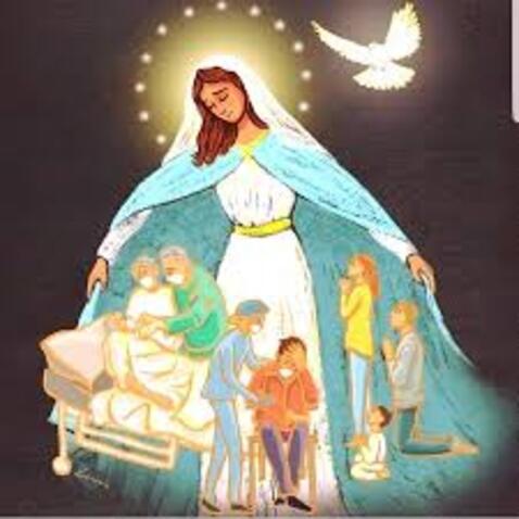 Messages de La Vierge Marie - Accueil | Facebook