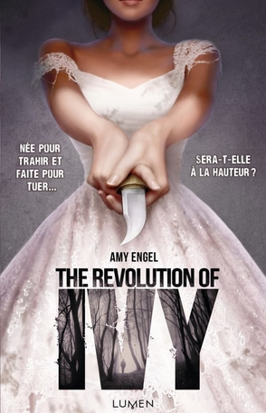 The revolution of Ivy de Amy Engel