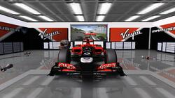 Team Marussia Virgin Racing