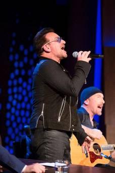 Une sorte de retour intime au pays pour U2 à la fin de sa tournée