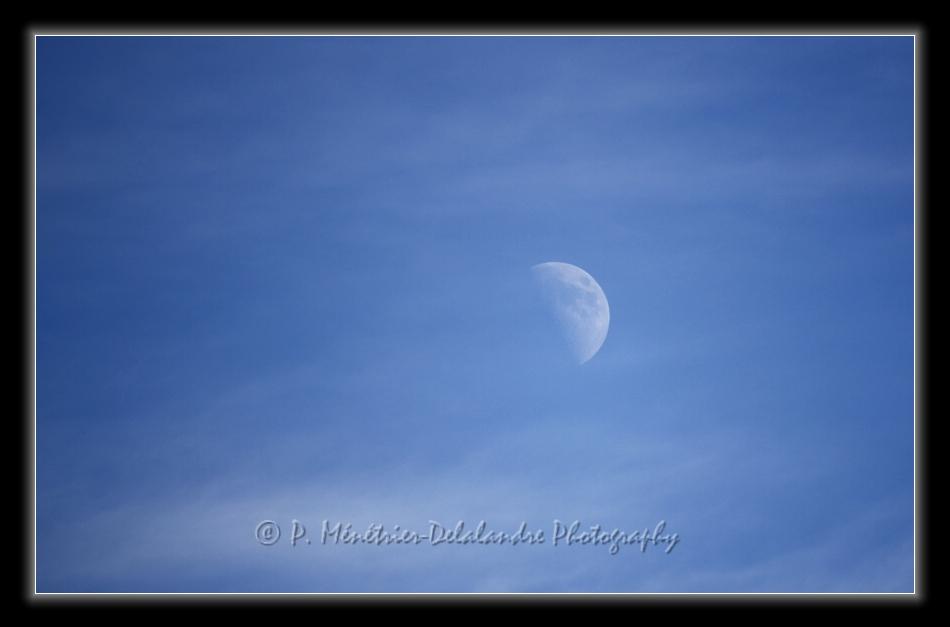 Dame la Lune aujourd'hui...