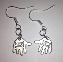 """Les boucles d'oreille """"Hand make"""""""