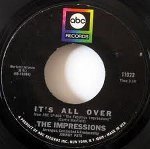1967 : Single SP ABC Records 11022 [ US ]