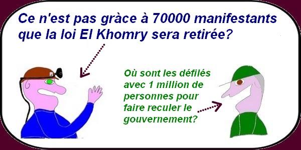Hollande qui est à la recherche de voix trouve des casseurs?