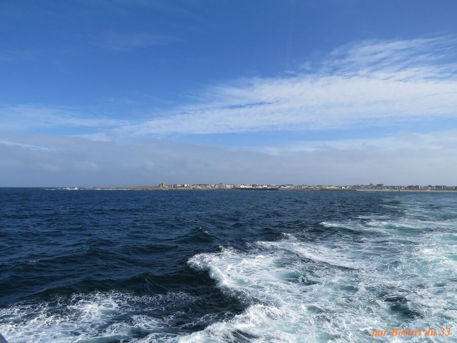 Belle Ile en Mer (56) en Morbihan