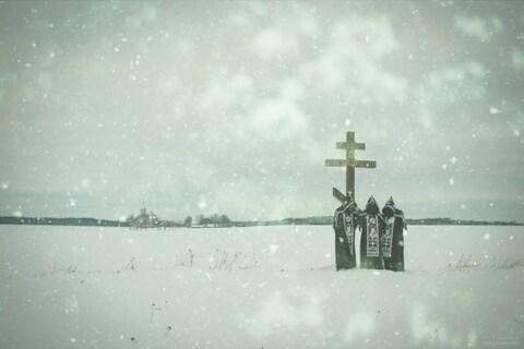 BATUSHKA - Détails et extrait du nouvel EP Царю Небесный (Carju Niebiesnyj/Heavenly King)