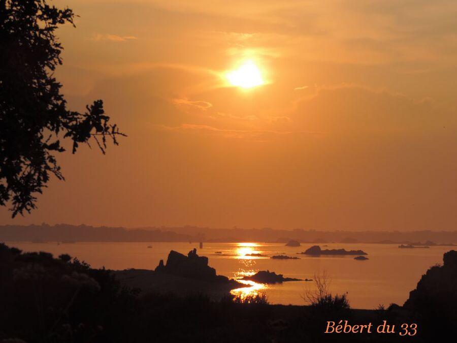 fin de l'ile de Bréhat
