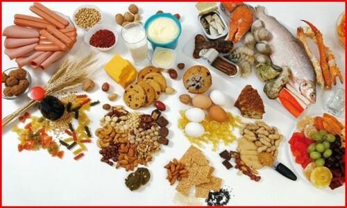Allergie et sensibilité alimentaire