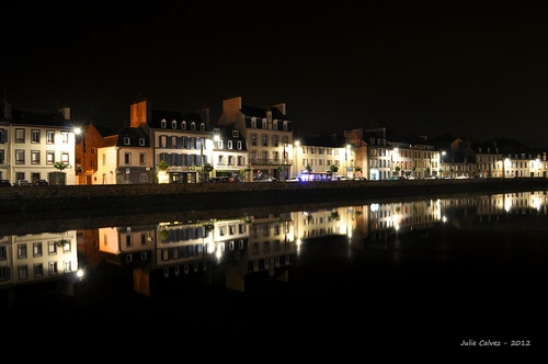 Landerneau by night (2)