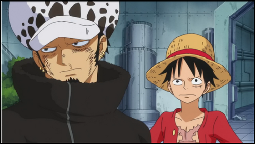 One Piece 617, 618 Vostfr