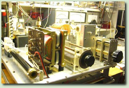 Construction d'u amplificateur avec deux P600 par F2XI