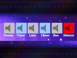 Jeopardy modèle PowerPoint avec des effets sonores