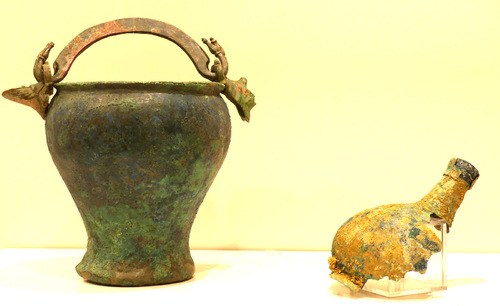Les Etrusques en Toscane.......