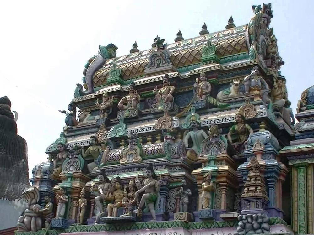 Temple de Koneswaram - Sri Lanka
