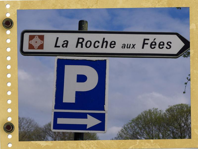 35150 Essé La Roche Aux Fées