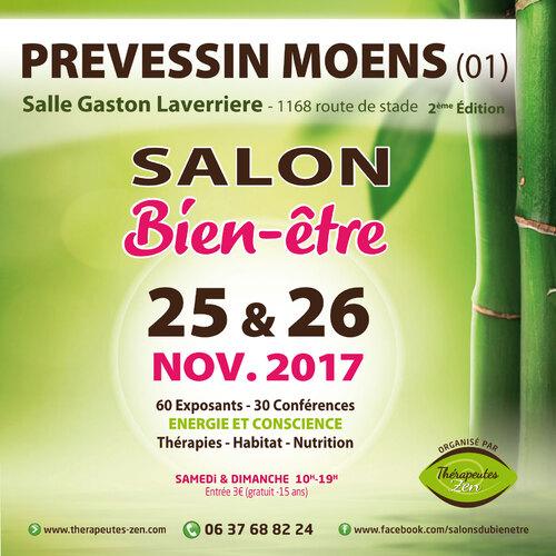 Salon Bien-Être à Prevessin 01280