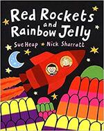 RED ROCKET AND RAINBOW JELLY
