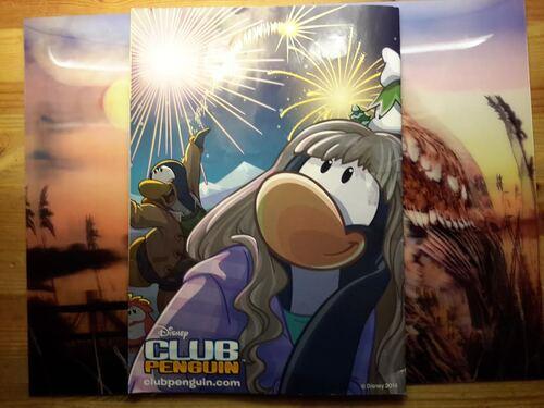 Club Penguin MAGAZINE n°37 / NOVEMBRE